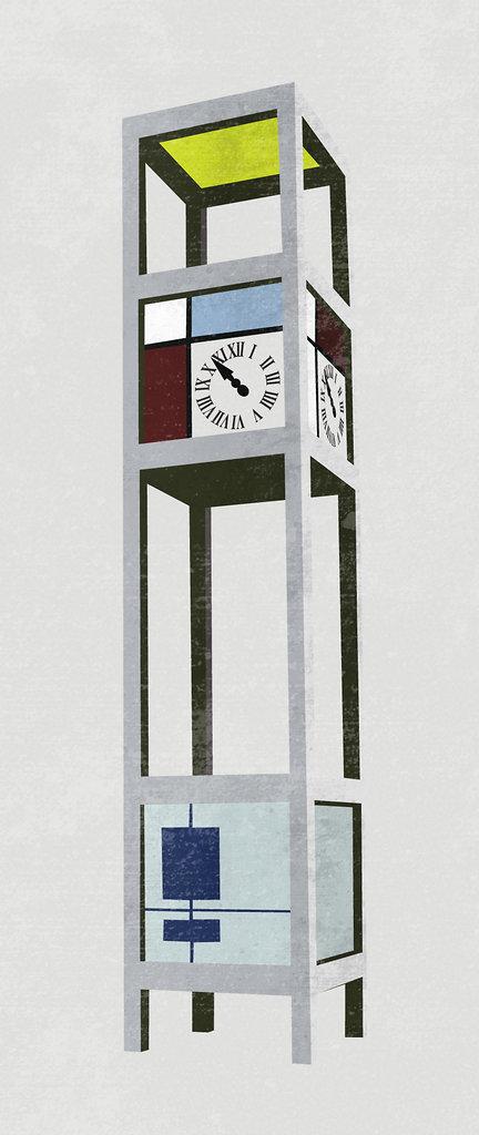 Stevenage clock